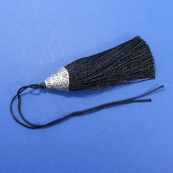 Strapec veľky čierny 85cm
