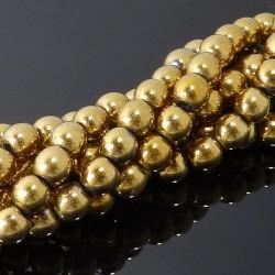 Hematit zlatý 6mm kvalita A