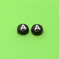 Písmenká čierne A