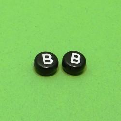 Písmenká čierne B