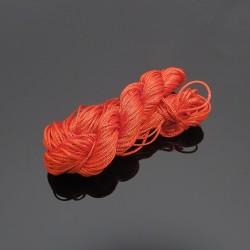Nylonová šnúra červená 1mm