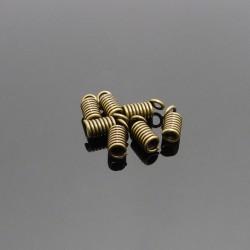 Pružinka bronzová 9mm
