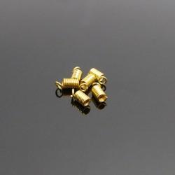 Pružinka zlatá 9mm