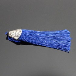 Strapec modrý 80mm